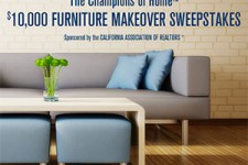 Win a Furniture Makeover Sweepstakes