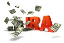 IRA and cash
