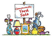 Vista Community Yard Sale