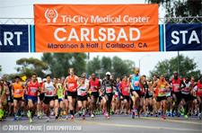 Tri-City Marathon and Half