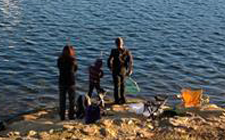 Lake Poway Youth Fishing