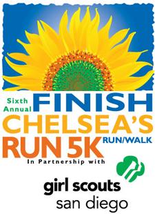 Finish Chelsea's Run 5K
