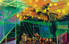 MiraCosta Collage Eva Struble Exhibit