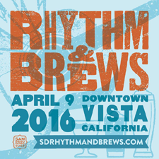 Rhythm & Brews 2016