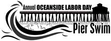 Labor Day Pier Swim