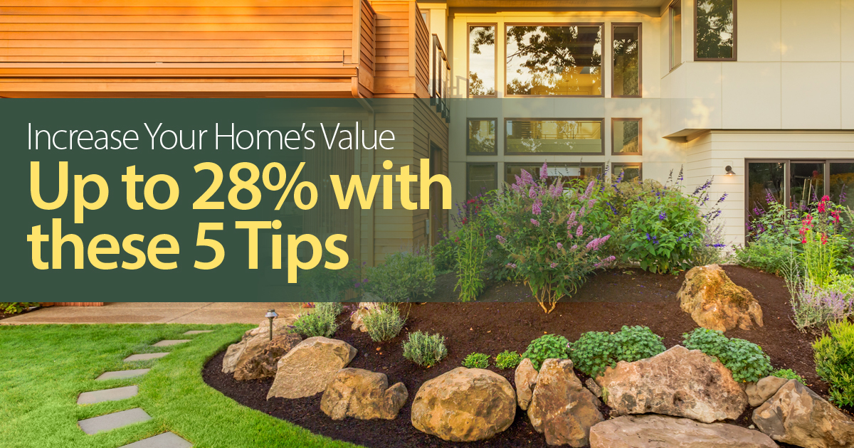 boost your home's value