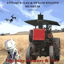 Antique Engine & Tractor Show Mini Maker Faire